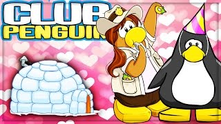 FINDING A GIRLFRIEND ON CLUB PENGUIN LIVE!! (Let's Play w/ iCrazyTeddy)