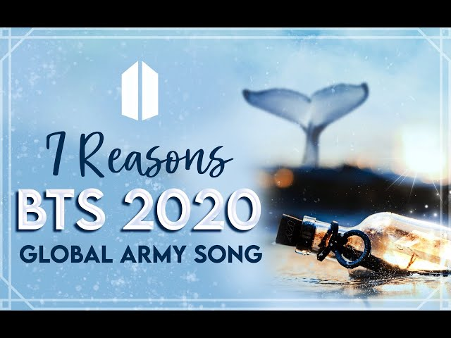 "2020 Global ARMY Song ""7 Reasons"" Official MV -Gracie Ranan (Turn on CC) - Daily Hoping"