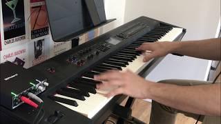 Baroness - Throw Me An Anchor (piano)