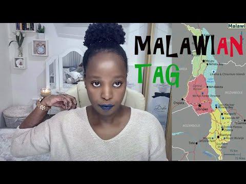 MALAWIAN TAG (AFRICAN TAG)