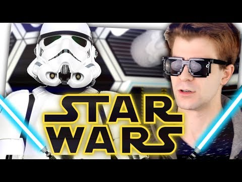 Eine verrückte StarWars Parodie! - Let's Sketch