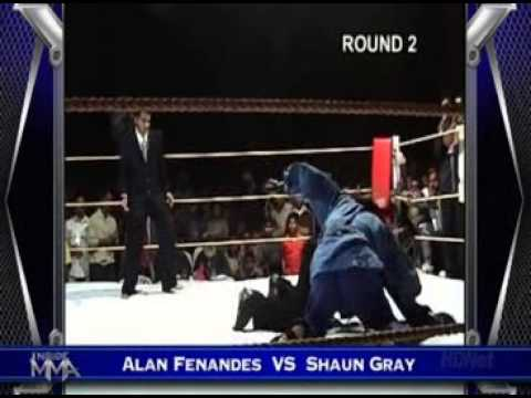 Indian MMA featured on US television in 2008