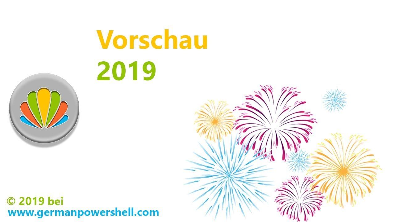 Poshgui GUI erstellen | German PowerSHELL