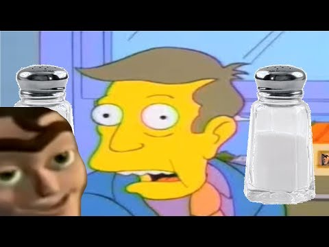 Steamed Hams But It's Sodium Chloride