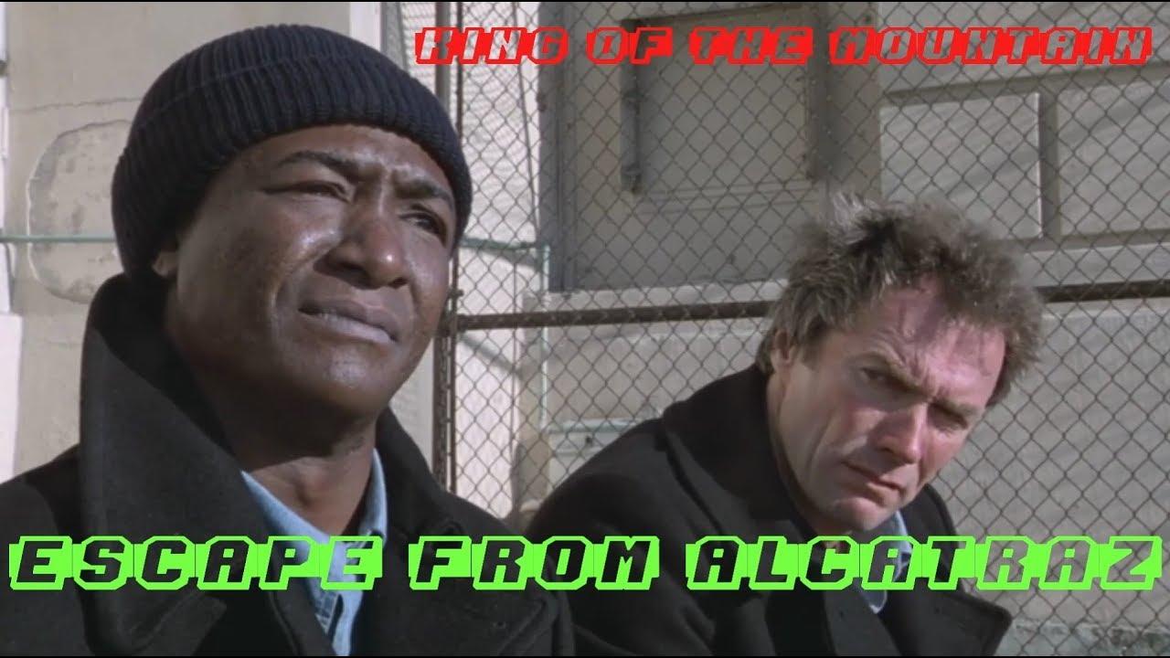 Download Escape from Alcatraz (1979) King of the Mountain   Movie Scene HD
