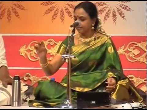 2011 - Concert by Sudha Raghunathan