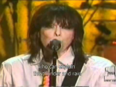 Don't Get Me Wrong - The Pretenders [ live in New York ] with lyrics