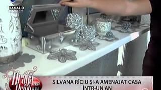 Repeat youtube video Silvana Riciu S a mutat intr o casa de Vis Draga mea prietena 3 12 2013 Kanal D RECgeofotovideo