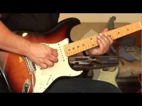 2000 Fender Stratocaster