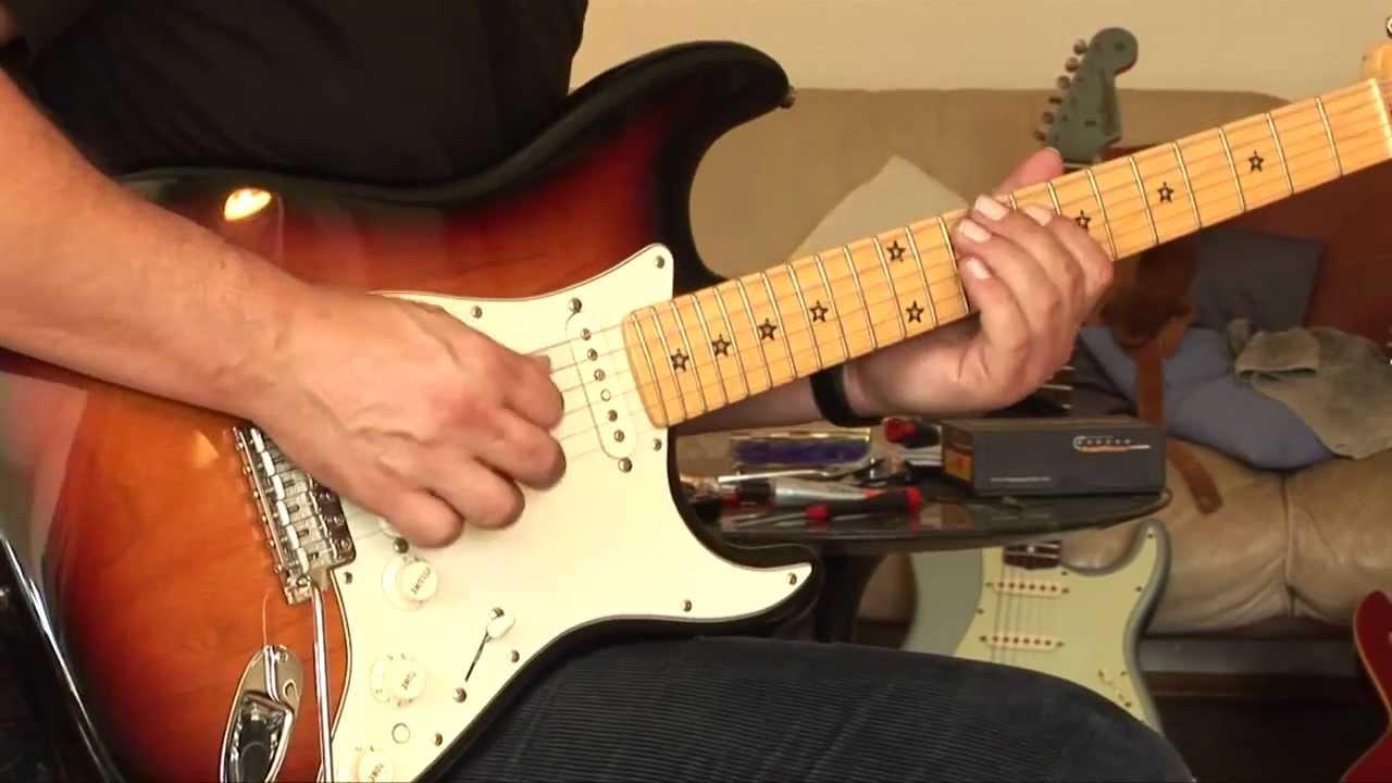 2000 Fender Stratocaster Quot Richie Sambora Signature Model