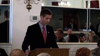Beau Biden - Delaware Hometown Heroes Closing Ceremony