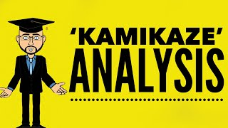&#39Kamikaze&#39 by Beatrice Garland Mr Bruff Analysis