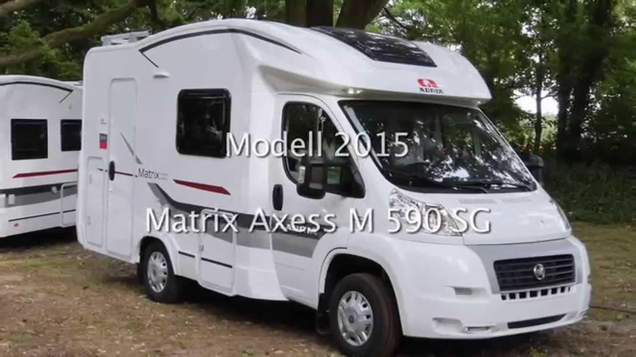 Wohnmobil Crossover Adria Matrix Axess M 8 SG - Neuheit 8