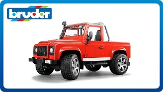 Paese bruder rover defender pick up