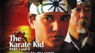 The Karate Kid Part I and II: Suite