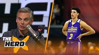 Best of The Herd with Colin Cowherd on FS1 | September 19th 2017 | THE HERD