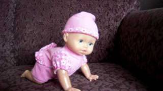 """LITTLE MOMMY """"SCOOT SO CUTE"""" DOLL"""