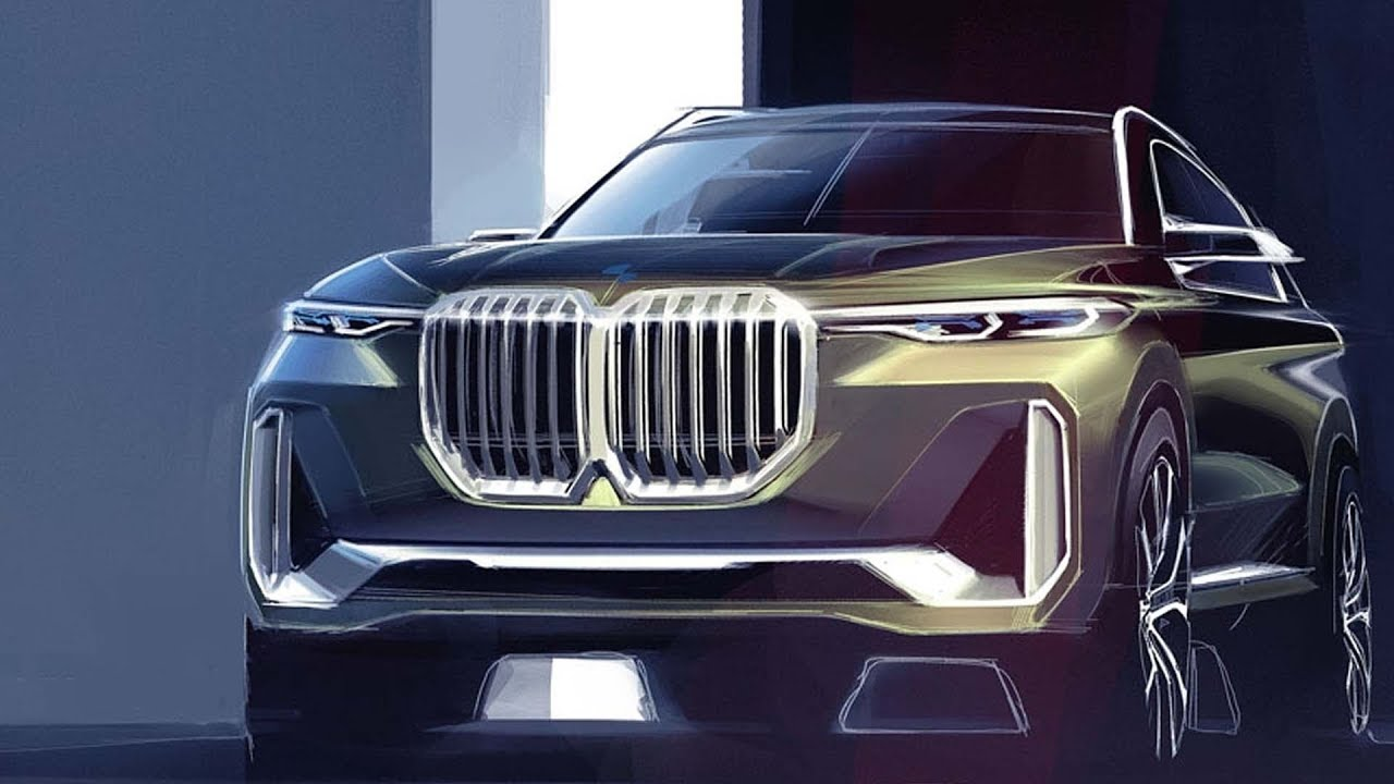 BMW X8 SUV Coupe To Come By 2020 - YouTube