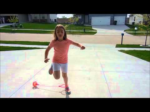 Skip-it and Cinderella jump rope rhyme