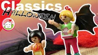 Playmobil Film deutsch - Halloween Mega Pack Geschichten von Familie Hauser