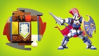 Как собрать Лего Бейблэйд Ахиллес? Дракоша Гоша и стикботы. Игрушки Бейблейд. Мультики для детей.
