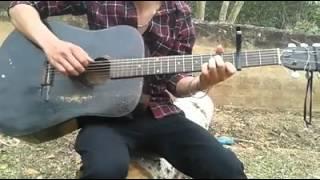 người yêu cũ guitar