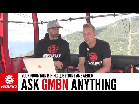 What's That Knocking Sound Coming From My Fork? | Ask GMBN From Whistler Crankworx 2017