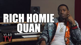 Rich Homie Quan on Being Around His Son for Years & Not Knowing it Was His (Part 2)