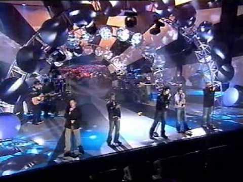 Westlife - Tonight  Childline 2003
