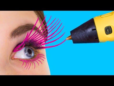 8 Crafting Life Hacks / 3D Pen Crafts