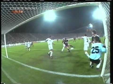 1997 (September 17) Bayern Munich (Germany) 2-Besiktas (Turkey) 0 (Champions League)