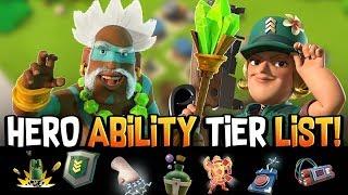 [FULL] Hero Ability Tier List! | Boom Beach Ver. 35.158