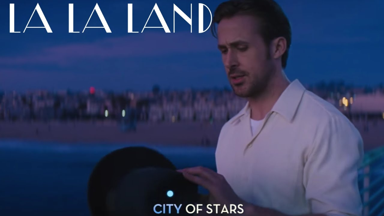 La La Land - sing along - City of Stars