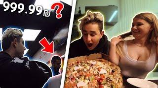 לא תאמינו כמה עלתה לנו הפיצה עם כל התוספות בעולם!!! (המוכר השתגע)