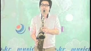 [뮤직필드] 해변의 길손 - 세미정 색소폰 연주