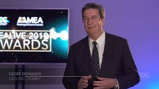 ICC Sydney Online Virtual Event Case Study | MEA Live Awards 2019