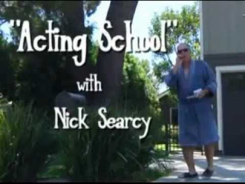 Acting School with Nick Searcy streaming vf