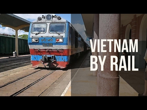 Vietnam By Rail Into Ho Chi Mihn