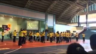 PSHS-SMC Intramurals 2015 Grade 8 Step Dance