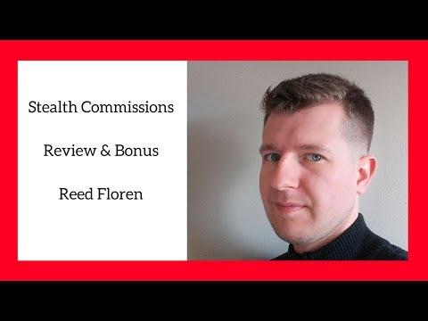 Stealth Commissions Bonus Package ($535 VALUE) Ben Martin Stealth Commissions Review by Reed Floren