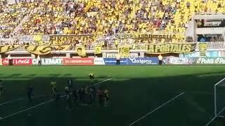 U. De chile 2 San Luis 1 gol de gonzalo espinoza (penal) 10/11/18