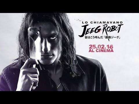 LO CHIAMAVANO JEEG ROBOT - Lo Zingaro (Luca Marinelli) - Backstage #2   HD