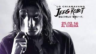 LO CHIAMAVANO JEEG ROBOT - Lo Zingaro (Luca Marinelli) - Backstage #2 | HD