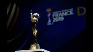 Fifa Womenand39s World Cup Trophy Begins French Tour