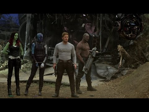 Guardians of the Galaxy Vol. 2 - 'Reunited' Behind the Scenes - Marvel NL