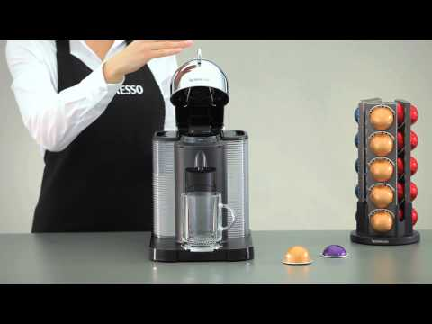 Nespresso VertuoLine: How To - Directions For Use