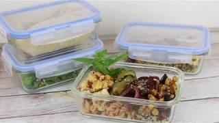 作り置きで4通りに楽しめる:野菜、ひよこ豆、キヌアのスパイシーロースト