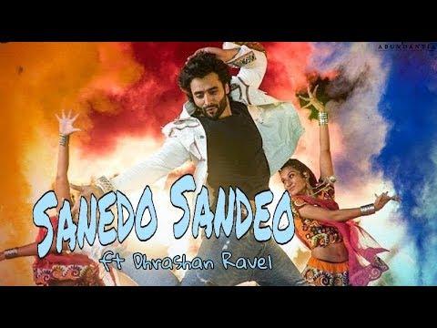 Sanedo Sandeo Song | Mitron | Dhrashan Ravel | Raja Hasan | New Navratri Song