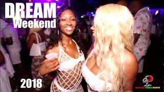 Dream Weekend Daydreams all white party (2018) - Dream cruise discount code REGGAE