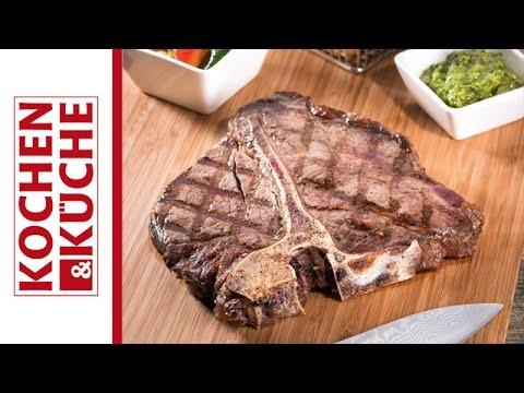 porterhouse-steak grillen| kochen und küche - youtube - Kochen Und Küche